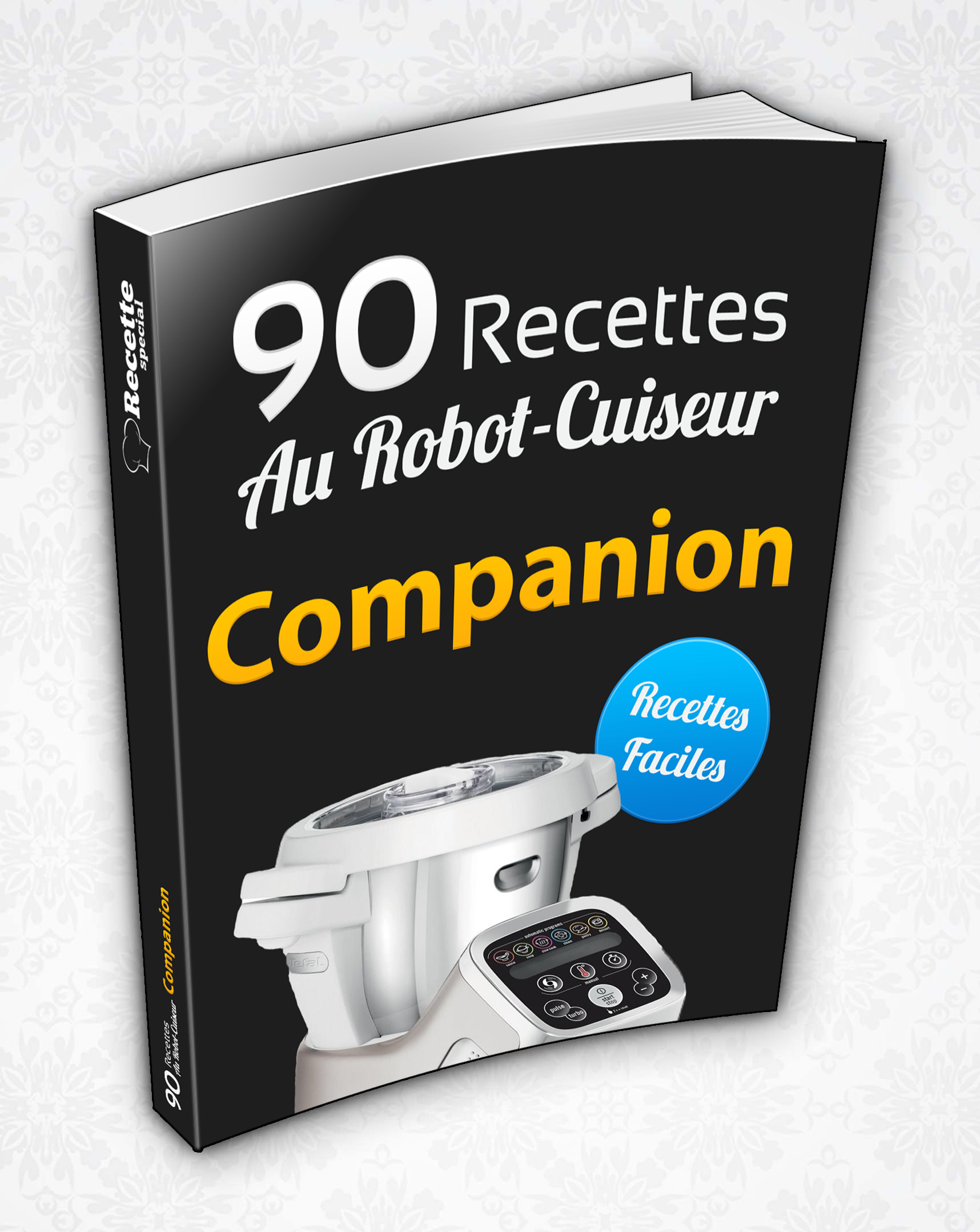 Livre recette robot multifonction maison design - Recette au robot patissier ...