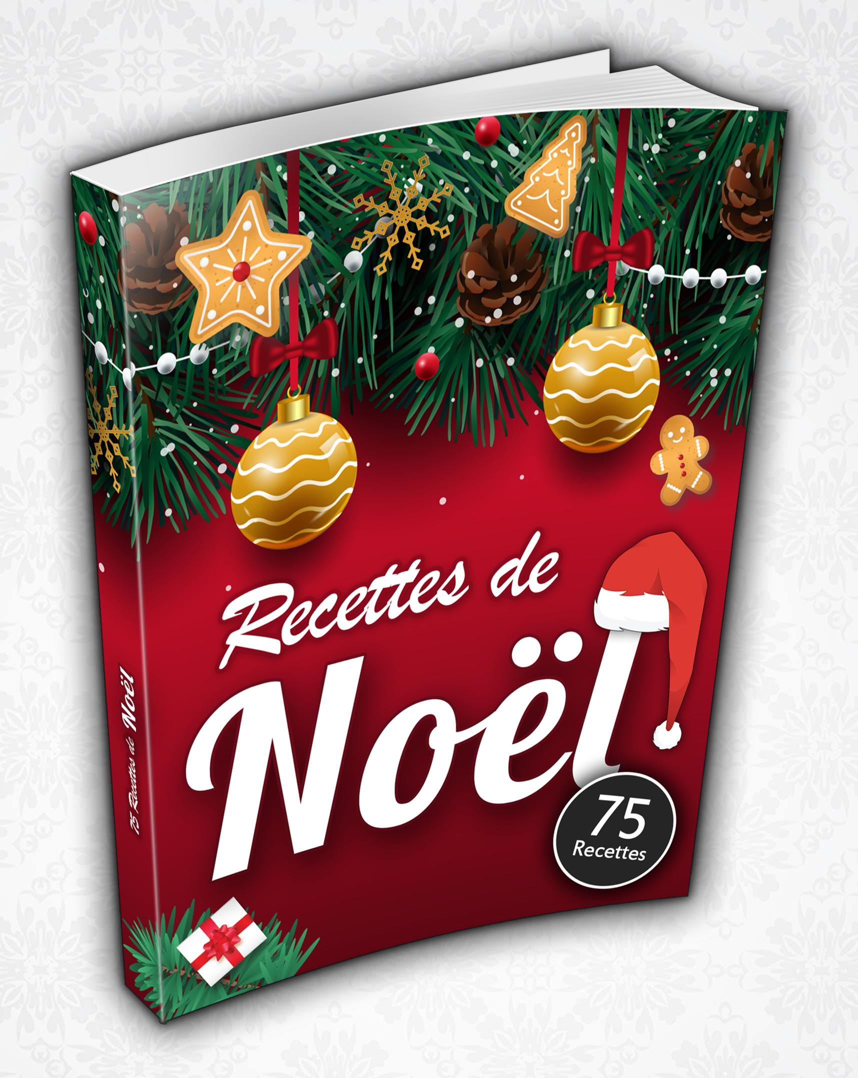 Livre 75 Recettes De Noel