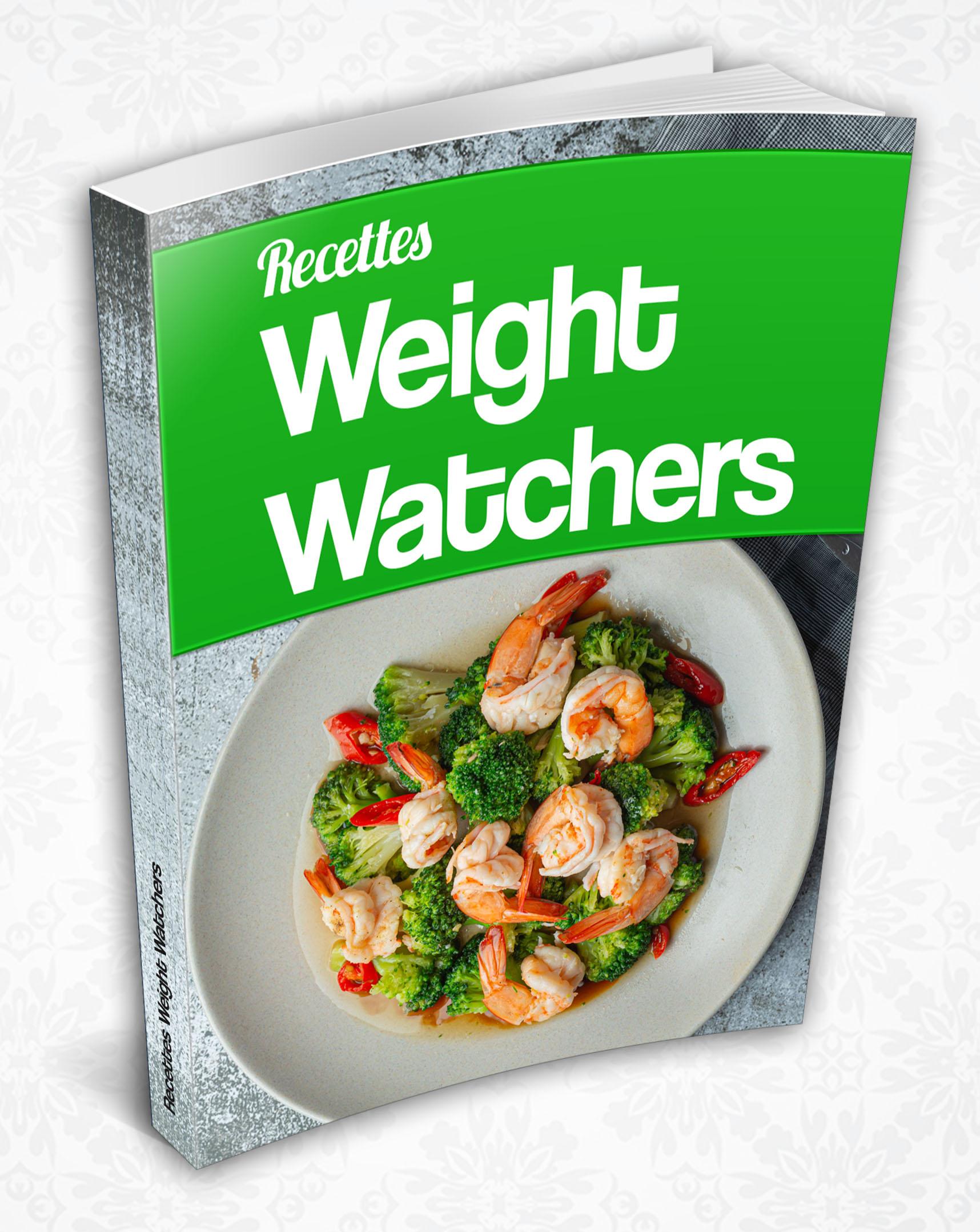 Livre Recettes Weight Watchers – Recette Special