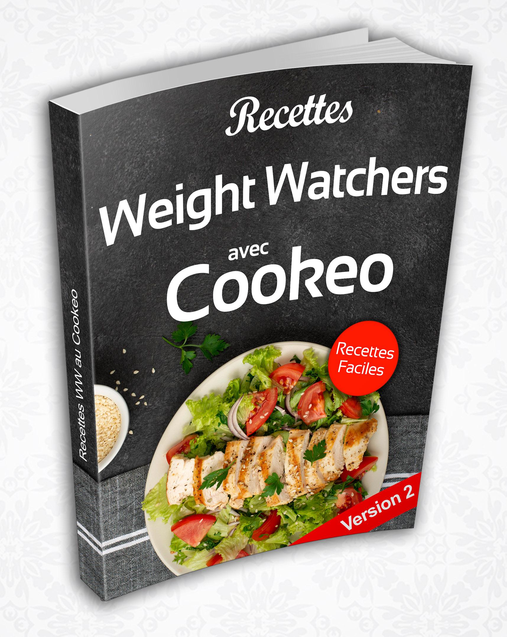 Livre Recettes WW au Cookeo version 15