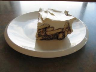 Gâteau froid