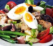 Salade Niçoise Délicieuse