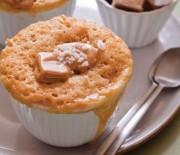 Mug Cake Caramel Beurre Salé