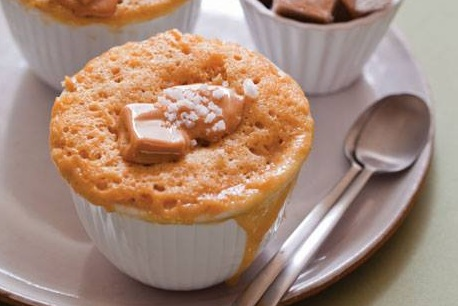 Recette De Mug Cake Caramel Beurre Sal Ef Bf Bd