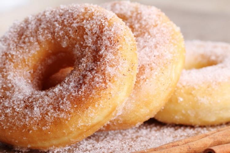 beignets cuits au four recette special