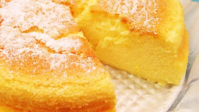 G teau japonais au fromage recette special for Fromage en special