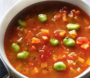 Soupe aux legumes (express et facile)
