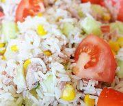 Salade de riz : la meilleure recette