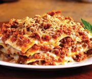 Lasagnes (la meilleure recette)