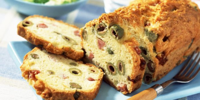 Recettes Cake Sal Ef Bf Bd Olives